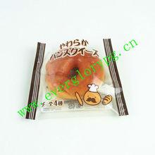 OPP/CPP Custom Printed Clear Plastic Bread Bags