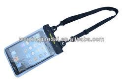 waterproof plsatic bag case for ipad 2 mini