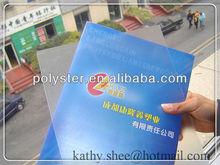Clear PC Plastic Film for Nameplates,Toys,Helmet,Fascia panels