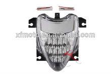 High Performance Motorcycle LED Tail Light Rear Lamp for Suzuki Honda M 109R White