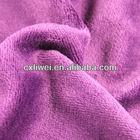 90% polyester 10% spandex velvet cvc80/20 and spandex velour