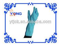 household latex rubber glove