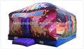aufblasbaren kuppel disco mädchen sexy image hüpfburg aus freizeitaktivitäten made in china