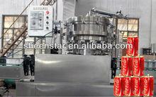Hot sale aluminum beer can machine line