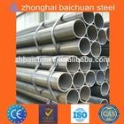 hot expanding welded steel pipe
