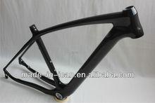 carbon 29er frames ,bicycle frame carbon for mtb