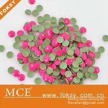 Florescent Hot Fix Studs,Neon Nailheads - FOKSY