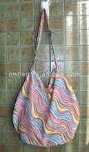 2013 cheap beach bags with printing