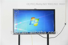 55'' multi Touch screen monitor with TV/PC/HDMI/D-sub/DVI/USB