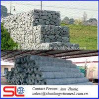 Direct Manufacturer supply hot sale galvanized hexagonal gabion chicken wire mesh(Anping factory)