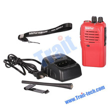 16 Channal Walkie Talkie Compact Portable Interphone for Police
