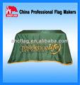Eco- freundlich billard polyester tischdecke stoff