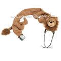 personalizada de león de juguete partes estetoscopio