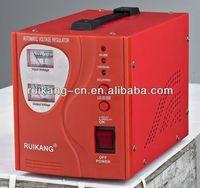 AVR AC 1000VA Relay Type Stabilizer gravel stabiliser