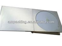 CD DVD paper case box holder
