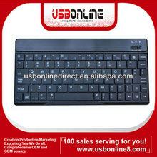 mini Bluetooth 3.0 keyboard for Mini IPAD 4 iPHONE 5 Samsung Galaxy Note 8 SONY PS3,google andriod