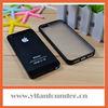 Fashionable mobile phone plain tpu case for iphone 5 CUSTOM Accepted100%