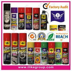 Tyre foamy renew (Limpiador para neumatico), water besed,SGS,REACH,ROHS certificates