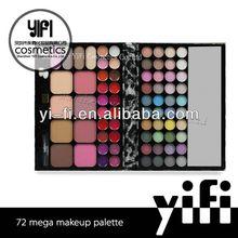 Tz 72 leopard makeup set ladies makeup iron clamp diamond eyeshadow