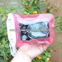 Fashionable PVC Material Waterproof Digital Camera Bag