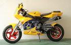 CE Approved 110cc 4-Stroke 2 Wheels Pocket Bike
