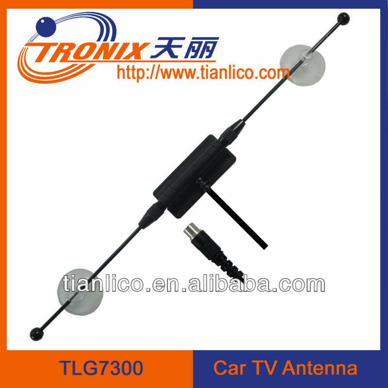 Uhf vhf tv antena amplificador / baixo - lucro antena de tv digital TLG7300 ( de fábrica )