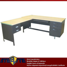 2012 Simple and Fashion Steel Office Desk