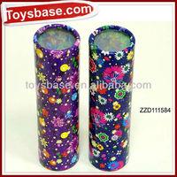Kids plastic kaleidoscope toys