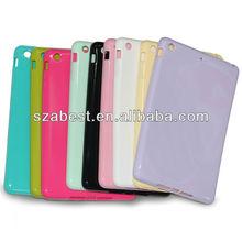 for ipad mini gel candy color flex soft tpu case