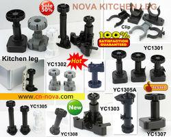 100-220 kitchen adjustable cabinet legs