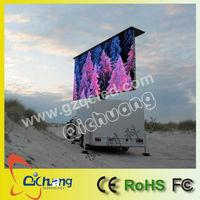 led mobile advertising