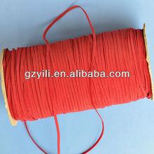 round cord /string coloured elastic