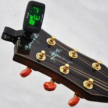 chromatic tuner metronome with tone generator ET-01