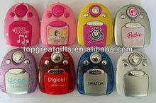 FM portable mini pokect 298 radio for promotion