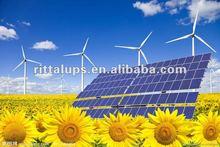 100W ploy solar panel for price per watt solar panels