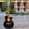 Enya Acoustic guitar E15 Series,guitar case hardware