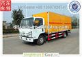 Isuzu anti- esplosivo van camion,isuzu esplosione- veicoli di prova, congelatore furgone camion