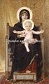 Pintados à mão famoso jesus cristo pinturas a óleo