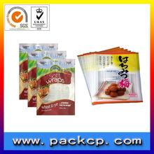 Plastic laminated aroma scent sachet bag air freshener