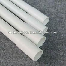 Wholesales Full Size Plastic Bell End PVC Pipe Conduit