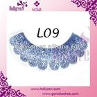 2013 Charming Lace Material free eyelashes samples