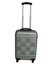 ABS hard trolley suitcase/trolley luggage case/trolley set
