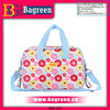 2013 hot selling PVC and polyester baby utility bag