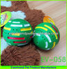 squeaky sleeping pet toy Christmas Ball