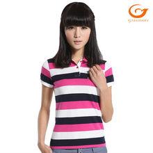 t-shirt polo clothing manufacture in guangzhou fashionable women blouse 2012 2013