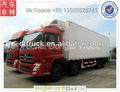 20 tonnellate nuovo modello dongfeng kingland 8*4 congelatore furgone camion, camion refrigerati, gelato van camion, foton van truck+86 13597828741