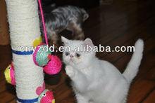 Cat scratching tree / cat toy / cat tree