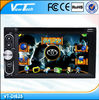 "6.2"" in dash car dvd touch screen gps with 3g bluetooth"