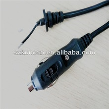 dc power cable car cigar charger