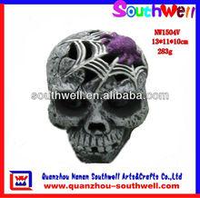 resin skulls craft